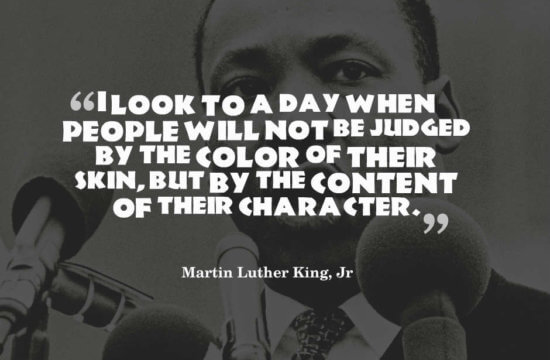Martin Luther King Jr Quote on Equality