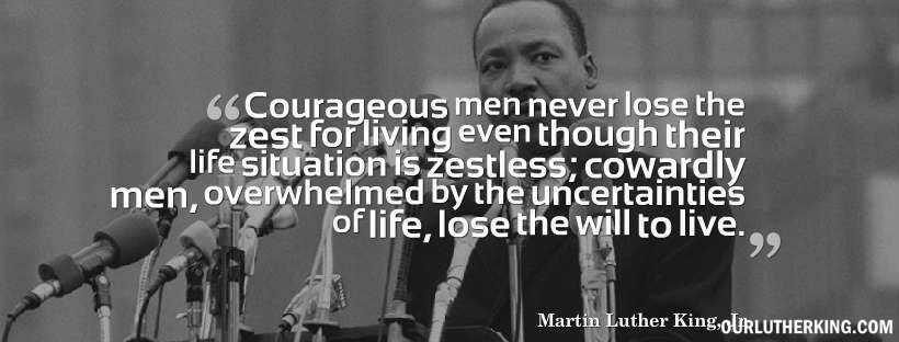 Martin Luther King Jr fb covers