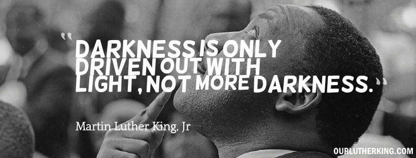 Martin Luther King Jr facebook cover